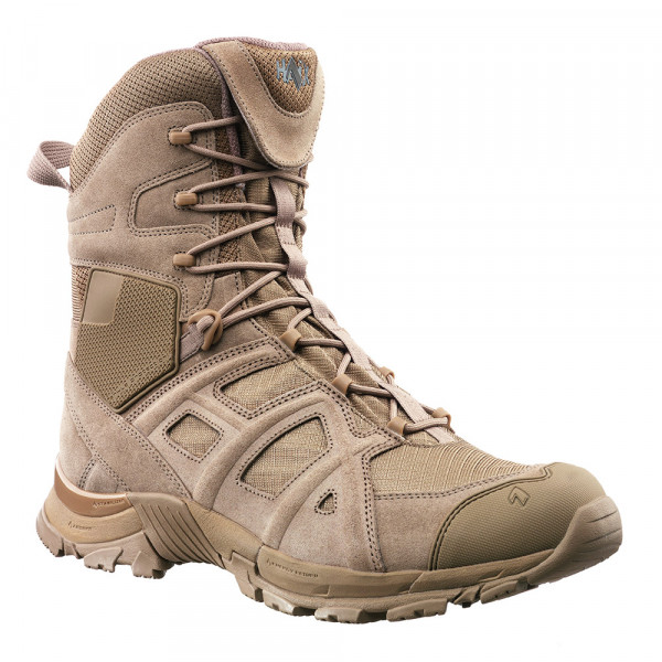 Black Eagle Athletic 11 High Side Zip Desert