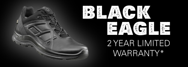 black eagle warranty