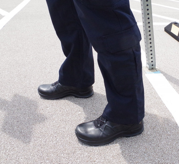 police-boots